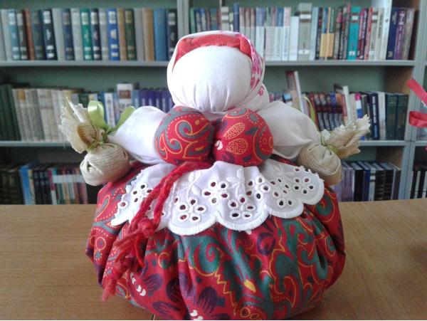 Кубышка - это не только отличный сувенир, но и лечебная кукла